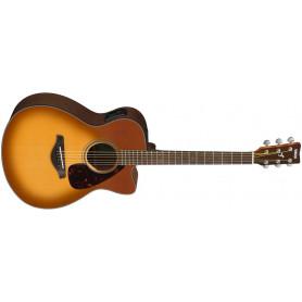 YAMAHA FSX800C (Sand Burst) Электро-акустическая гитара фото