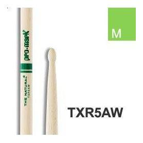 PRO-MARK TXR5AW HICKORY 5A NATURAL Барабанные палочки и щетки фото