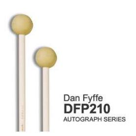 PRO-MARK DFP210 DAN FYFFE - SOFT RUBBER Палочки для перкуссии фото