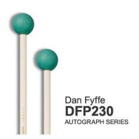 PRO-MARK DFP230 DAN FYFFE - MEDIUM RUBBER Палочки для перкуссии фото