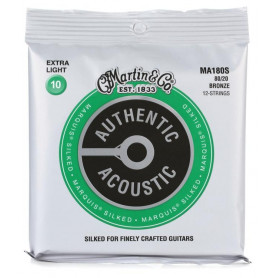MARTIN MA180S Authentic Acoustic Marquis Silked 80/20 Bronze