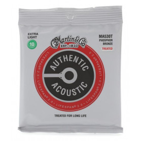 MARTIN MA530T Authentic Acoustic Lifespan 2.0 92/8 Phosphor