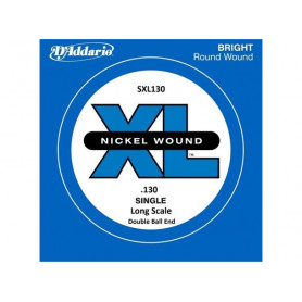 D`ADDARIO SXL130 XL Nickel Wound Double Ball End 130 Струны для