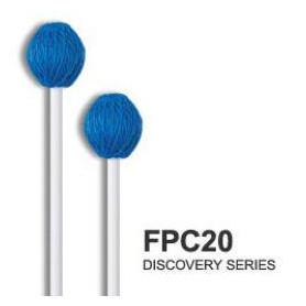 PRO-MARK FPC20 DSICOVERY / ORFF SERIES - MEDIUM BLUE CORD Палочки для перкуссии фото