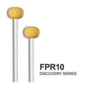 PRO-MARK FPR10 DSICOVERY / ORFF SERIES - YELLOW SOFT RUBBER Палочки для перкуссии фото