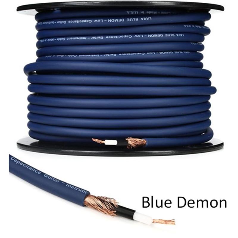 LAVA CABLE LCBD BULK Blue Demon Кабель инструментальный фото