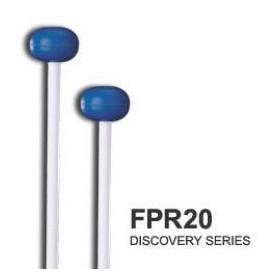 PRO-MARK FPR20 DSICOVERY / ORFF SERIES - MEDIUM BLUE RUBBER Палочки для перкуссии фото