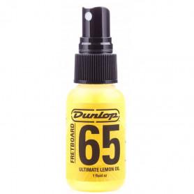 DUNLOP 6551J FRETBOARD 65 ULTIMATE LEMON OIL 1oz лимонное масло