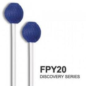 PRO-MARK FPY20 DSICOVERY / ORFF SERIES - MEDIUM BLUE YARN Палочки для перкуссии фото