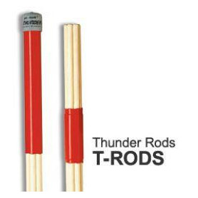 PRO-MARK T-RODS THUNDER RODS Барабанные палочки и щетки фото