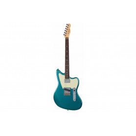 FENDER LIMITED EDITION OFFSET TELECASTER RW HUM OCEAN TURQUOISE Электрогитара