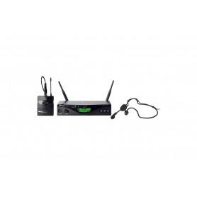 AKG WMS470 SPORTS SET BD9 50mW - EU/US/UK Микрофонная радиосистема