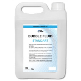 FREE COLOR BUBBLE FLUID STANDART 5L фото