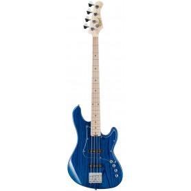 CORT GB74JJ (Aqua Blue) Бас-гитара