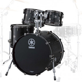 "YAMAHA LHB2216 - Live Custom Hybrid Oak Bass Drum 22""x16"" (UZU Charcoal Sunburst) Бас-барабан"