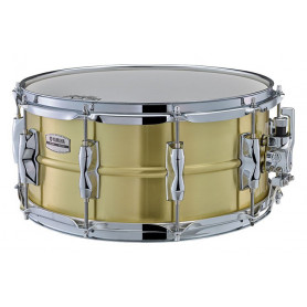 YAMAHA RRS1465 Recording Custom Brass Snare Малый барабан