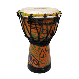 "MAXTONE ADJ30B Abstract Cloth Djembe 6"" Джембе"