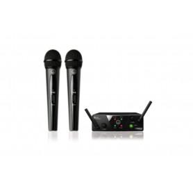 AKG WMS40 Mini2 Vocal Set BD US45A/C EU/US/UK Микрофонная