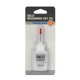 RICO RKEYOIL01 PREMIUM WOODWIND KEY OIL Средство по уходу за духовыми инструментами фото