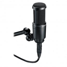 Студийный микрофон Audio Technica AT2020, конденсаторный