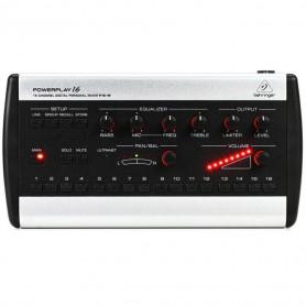 Цифровой стерео-микшер Behringer Powerplay P16 M фото