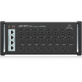 Цифровой сценический блок Behringer SD16, 16 микрофонных