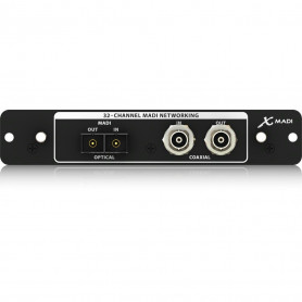 Плата расширения Behringer X-MADI, 32 канала, 48 кГц фото
