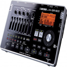 Цифровой рекордер Boss BR-800 фото