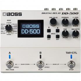 Педаль эффектов Boss DD500 фото