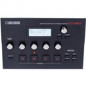 Процессор гитарных эффектов Boss GT-001 фото