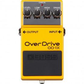 Педаль эффектов Boss OD-1X OverDrive фото
