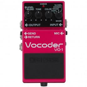 Педаль эффектов для гитары Boss VO 1 Vocoder фото