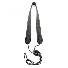 RICO SJA02 Rico Fabric Sax Strap (Industrial) with Metal Hook Ремень для духовых инструментов фото