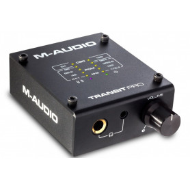 ЦАП с усилителем для наушников M-Audio Transit Pro фото