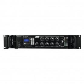 Трансляционный усилитель Omnitronic MP250P (80709641) фото