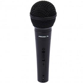 Набор вокальный Proel PSE3, динамический, кардиоидный фото