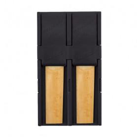RICO Reedgard IV - Clarinet/Alto Sax Black Кейс для тростей фото