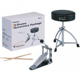 Набор барабанных аксессуаров Roland DAP-3X фото