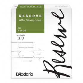 D`ADDARIO Reserve - Alto Sax 2.5 Трости для духовых фото