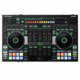 Диджейский контроллер Roland DJ-808 фото