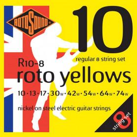 Струны для электрогитары Rotosound R108 фото