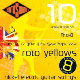 Струны для электрогитары Rotosound R102 фото