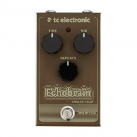 Педаль эффектов TC Electronic Echobrain Analog Delay фото
