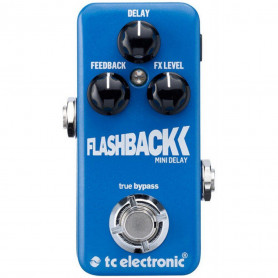 Педаль эффектов TC Electronic Flashback Mini Delay фото