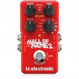 Педаль эффектов TC Electronic Hall of Fame 2 Reverb фото