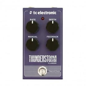 Педаль эффектов TC Electronic Thunderstorm Flanger фото