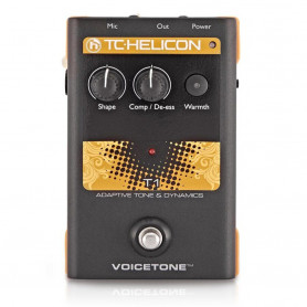 Педаль эффектов TC Helicon VoiceTone T1 фото