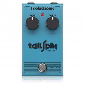 Педаль эффектов для гитары TC Electronic Tailspin Vibrato фото