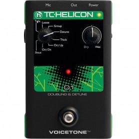 Вокальный процессор TC Electronic VoiceTone D1 фото