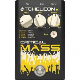 Педаль эффектов TC Helicon Critical Mass фото